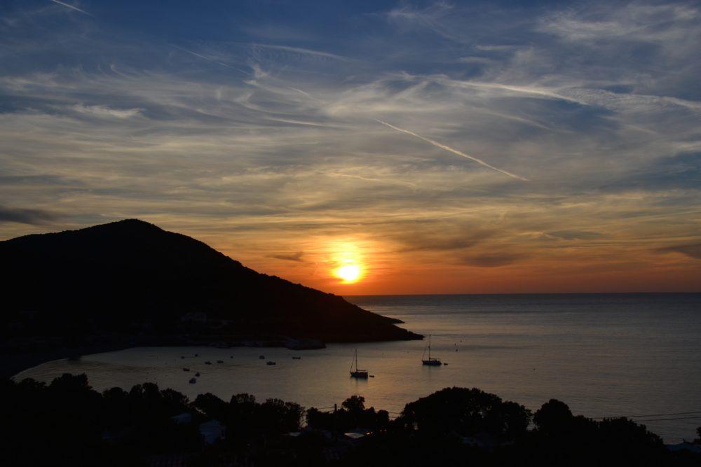 Couchers de soleil autour de la Méditerranée