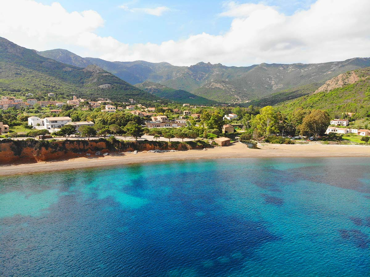 Découvrez Galeria, village d'exception en Corse