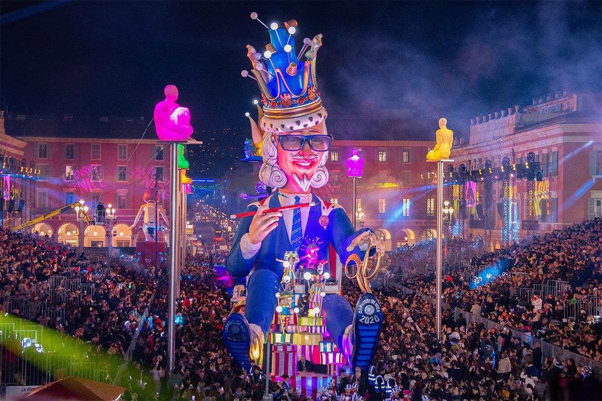 Le Carnaval de Nice fête la mode en 2020